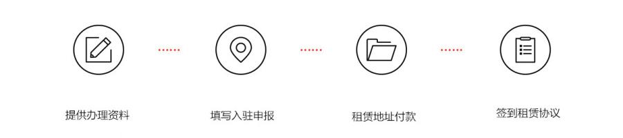 广州公司注册地址挂靠费用